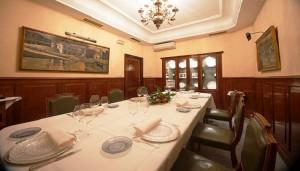 Restaurante Señorio de Alcocer reservado_Te Veo en Madrid