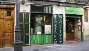 restaurante_taberna_maceiras_fachada_te_veo_en_madrid