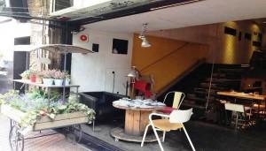 Restaurante La Gabinoteca Terraza Te Veo en Madrid
