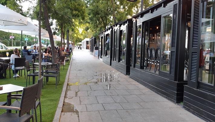 Fuga Un Restaurante Con Estupenda Terraza En Castellana Te Veo En Madridte Veo En Madrid Blog Con Recomendaciones Para Salir En Madrid Restaurantes Moda Ambientes Con Encanto Mucho Mas